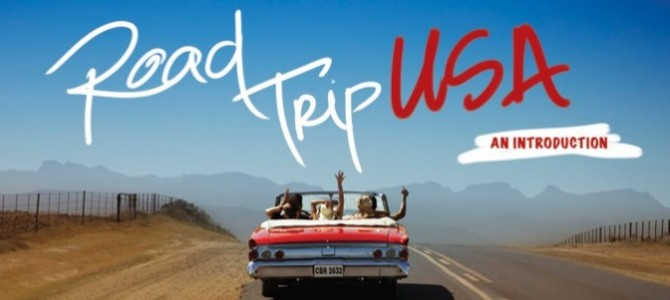 Best 5 Road Trips i USA